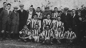 Glan Conwy F.C. - Glan Conwy Jolly Boys circa 1938
