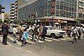 Jomhouri T-Junction (Seh Rah-e Shah) - Tehran - 1972.jpg