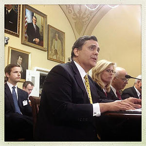 Jonathan Turley - Testifying at the Supreme Court, 2007