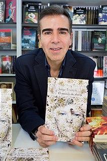 Jorge Franco (writer) Colombian writer