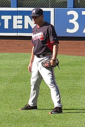 José Castro (baseball) - Castro with the Braves in 2016