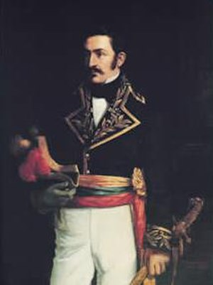 Battle of Los Horcones - José Félix Ribas