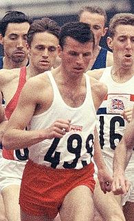Josef Odložil Czech middle-distance runner
