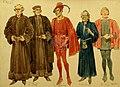 Josef Wenig - kostýmní návrhy ke hře J. W. Goetha Faust.jpg