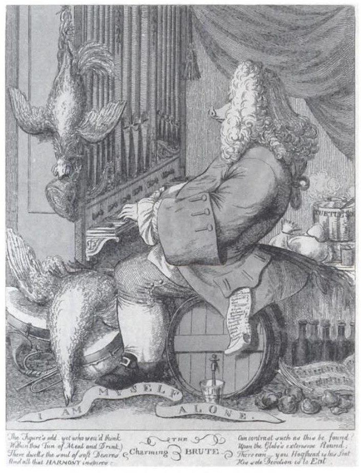Joseph Goupy, 1754 - GFHandel