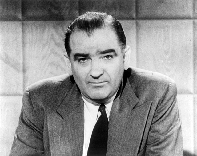Joseph McCarthy, From WikimediaPhotos