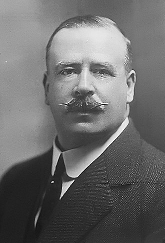 Minister of Railways (New Zealand) - Image: Joseph Ward c. 1906