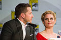 Josh Dallas & Jennifer Morrison (14775730500).jpg