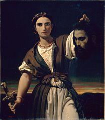 Judith aux portes de Béthulie