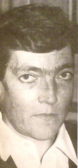 Julio Cortázar - Cortázar in his youth.
