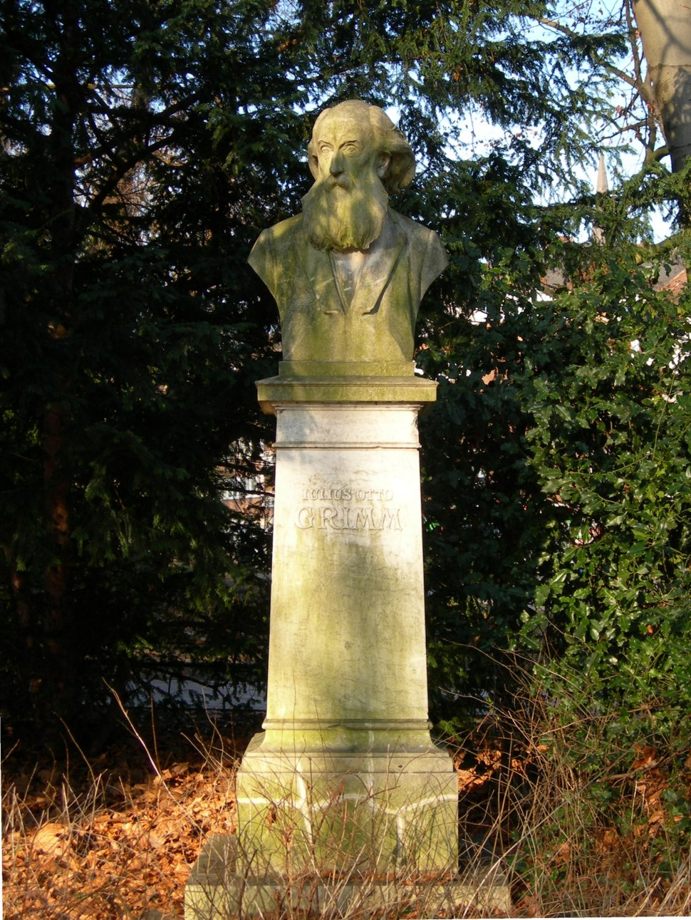 JuliusOttoGrimm-Sculpture