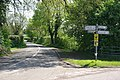 Junction near to Bubbenhall - geograph.org.uk - 1269718.jpg