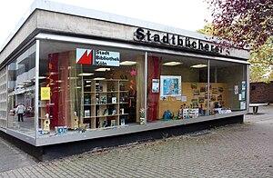 Cologne Public Library - Branch library Cologne-Neubrück