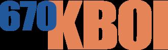 KBOI (AM) - Image: KBOI (AM) logo