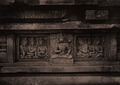 KITLV 155193 - Kassian Céphas - Reliefs on the terrace of the Shiva temple of Prambanan near Yogyakarta - 1889-1890.tif