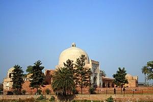 Kabuli Bagh Mosque - Kabuli Bagh Mosque, Panipat in Haryana