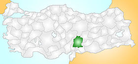 Kahramanmaraş Turkey Provinces locator.jpg