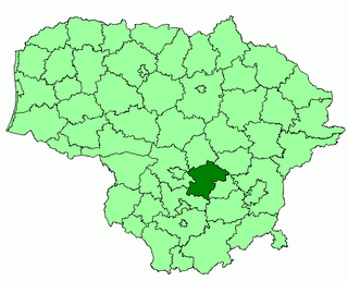 Kaisiadorys district location.png