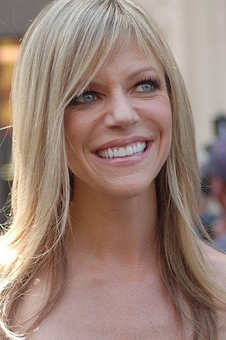 Kaitlin Olson - Olson at the Hollywood Walk of Fame in August 2011