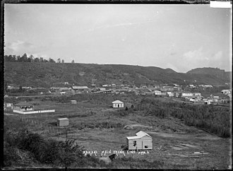 Kakahi, New Zealand - Kakahi in the early 1900s