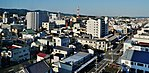 Kakegawa Blick vom Dormy Inn 1.jpg