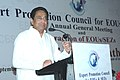 Kamal Nath addressing at the 5th Annual General Meeting of Export Promotion Council for EOUs and SEZs, during interaction with EOUs SEZs UnitsSEZ Developers, in New Delhi on September 16, 2008.jpg