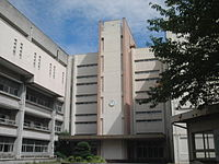Kanagawa prefectural Institute of foreign languages College included high school.JPG