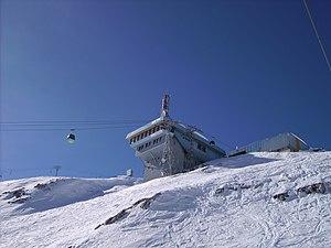 Kanin-Sella Nevea Ski Resort - Image: Kanin