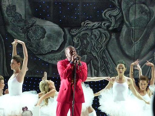 Kanye Coachella 2011