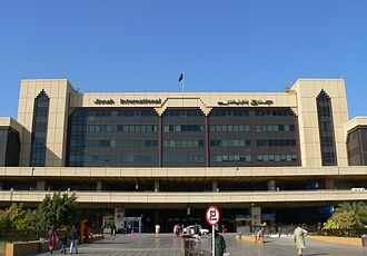 Jinnah International Airport - Jinnah International-JIAP