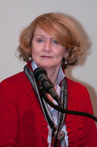 Karen McCrimmon - Karen McCrimmon speaking at a community discussion night, 28 January 2014