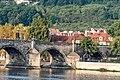 Karlův most Praha, Malá Strana 20170908 011.jpg