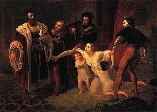 The Assassination of Inês de Castro