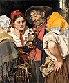 Karl Gussow - Old Man's Treasure (Das Katzchen) - Google Art Project.jpg