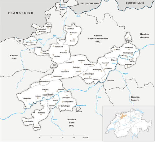 Canton of Solothurn Wikiwand