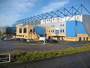 Blackbird Leys - The Kassam Stadium, home to Oxford United Football Club