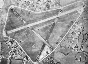 RAF Keevil - Image: Keevil 110456