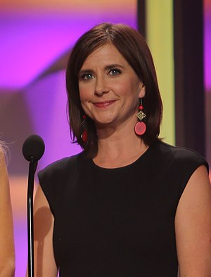Kellie Martin - Martin at the AHA 2014 Hero Dog Awards