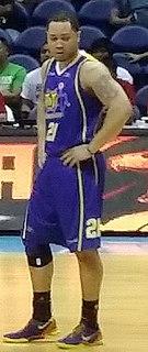Kelly Williams Filipino-American basketball player