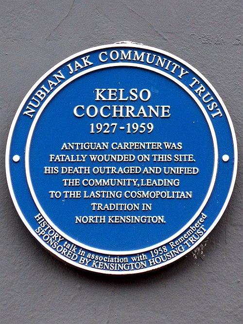 Kelso cochrane 1936  1959