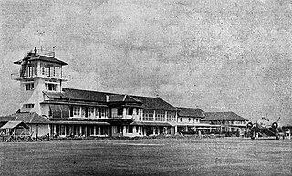 Kemayoran Airport airport in Jakarta, Indonesia