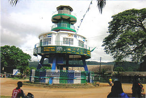 Kenema: Kenema clock tower