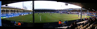 Kenilworth Road - Image: Kenilworth Road Panorama