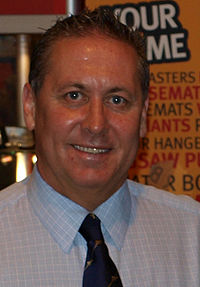 Kenny Sansom, 1 april 2011