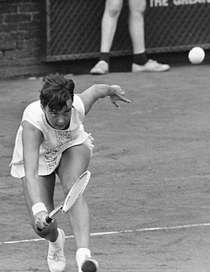 Kerry Melville - Melville at the 1969 Dutch Open