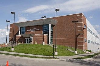 Kettering University - C.S. Mott Engineering and Science Center