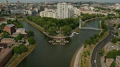 Онлайн карта города Харькова от украинских разработчиков