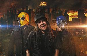 Killbot (band) - Killbot photo by Fadewood Studios/Terrence W. Blanton/Devin Taylor