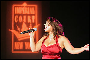 Kimberley Locke - Locke performing in 2006