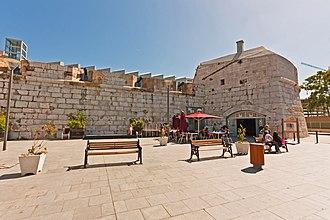 King's Bastion - King's Bastion, Gibraltar